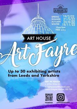 Art House Art Fayre