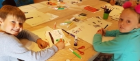 Flash Art Workshops for Kids: Junk Journals