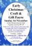 Giant Early Christmas Craft & Gift Fayre