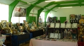 The Bakewell Bank Holiday Craft & Gift Fair ~ Two Craft Halls