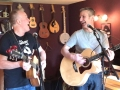 The Badger Set Live at The Queen's Head Bramfield