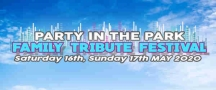 Party in the Park Family Tribute Festival