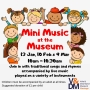 Mini Music at the Museum