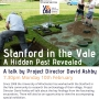 Stanford in the Vale - A Hidden Past Revealed Talk