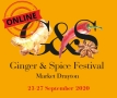 Ginger and Spice Festival 2020 - 23rd - 27th September 2020