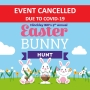 Cancelled - Hinckley BID's 9th Annual Easter Bunny Hunt