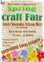 Butterfly Bazaar's Spring Craft Fair