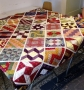 Monthly Quilting Club with quilter Sue Frecklington