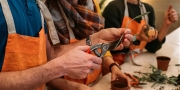 Timberland Workshops: 'Growing from food scraps'