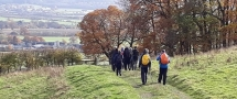 Where Vale meets the Cotswolds - Evesham Ramblers Walk