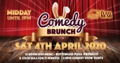 Comedy Brunch & Bottomless Party