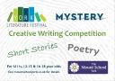 Children's Creative Writing Competition at The Mount