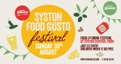 Syston Food Gusto Festival 2020