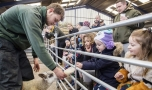 National Forest Adventure Farm invitation to be a farmer at Half Term