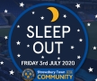 Shrewsbury Town Sleep Out