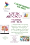 Autism Art Group Create You