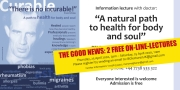 """There is no incurable!"" A path to health for body and soul."