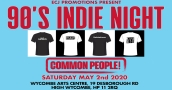 Common People - 90's Indie Night - High Wycombe