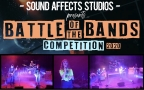 Sound Affects Studios Battle of the Bands 2020