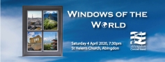 Windows of the World, Concert by Abingdon Concert Band