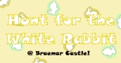 Hunt for the White Rabbit