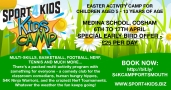 Sport4kids Easter Activity Camp Portsmouth