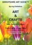 Shropshire Art Society Spring Exhibition