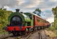 Northampton and Lamport Railway - re-opening after lockdown
