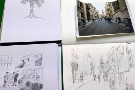 Adult Online Art Course: Drawing for Beginners (4-week  ) – Afternoons