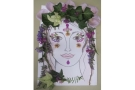 Children's Holiday Online Class: Foraged Fairyland - Fairy Queen Face