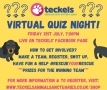 Teckels Animal Sanctuaries Virtual Pub Quiz