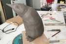 Young Person's Online Class: Pottery Penguins (Age 13+)