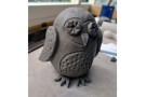 Children's Holiday Online Class: Pottery Owl (Age 7+)