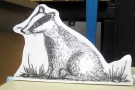 Children's Holiday Online Class: In the Deep Woods – Badger (Age 7+)