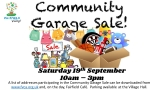 Fairfield Community Garage Sale