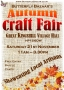 Butterfly Bazaar's Autumn Craft Fair 2020