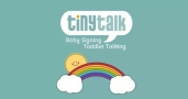 TinyTalk Newborns - 6 week course for babies up to 12 weeks old