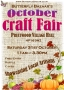 Butterfly Bazaar's October Craft Fair 2020