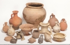 Free online workshop 1: Roman pottery and salt dough making