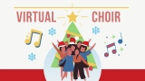 Virtual choir with star studded concert