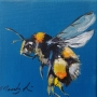 Busy Bee 2 materials provided TV artist Marilyn Allis