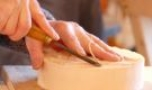 Wood carving course