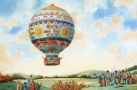 'King of all Balloons': James Sadler talk