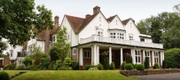 Buckinghamshire Wedding Fair at Chartridge Lodge