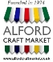 Alford Spring Bank Holiday Weekend Craft Market on a theme of Pottery