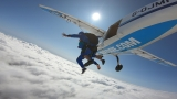 Skydive for Chestnut Tree House or St Barnabas House