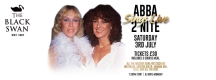 """The Black Swan is pleased to announce the appearance of """"ABBA 2 NITE"""""""
