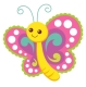 Toddler Tuesday: Butterflies and Bugs