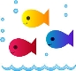 Toddler Tuesday: Little Fishes