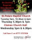 Tuesday and Thursday slimming world group
